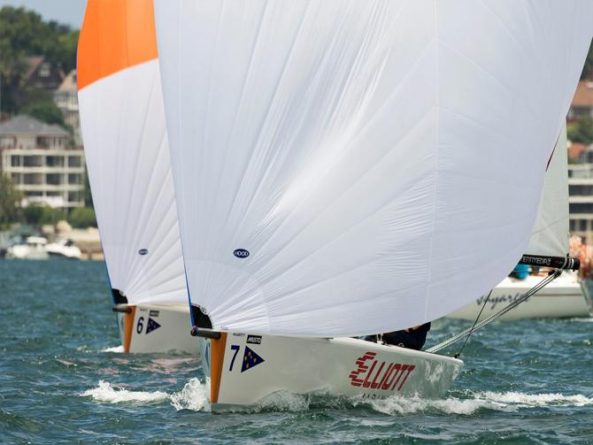 CYCA takes Youth sailing to a new level