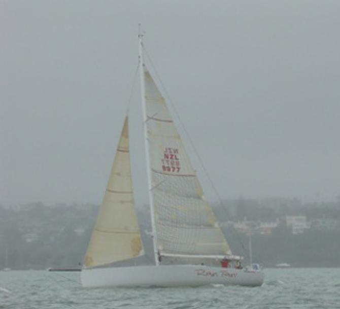 Elliotts First and Third SSANZ Round North Island Race