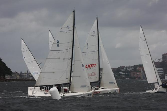 Elliott 7 Fleet Racing