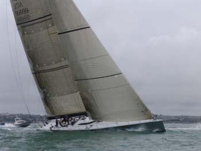 Line and Handicap Honours in Auckland to Tauranga Race
