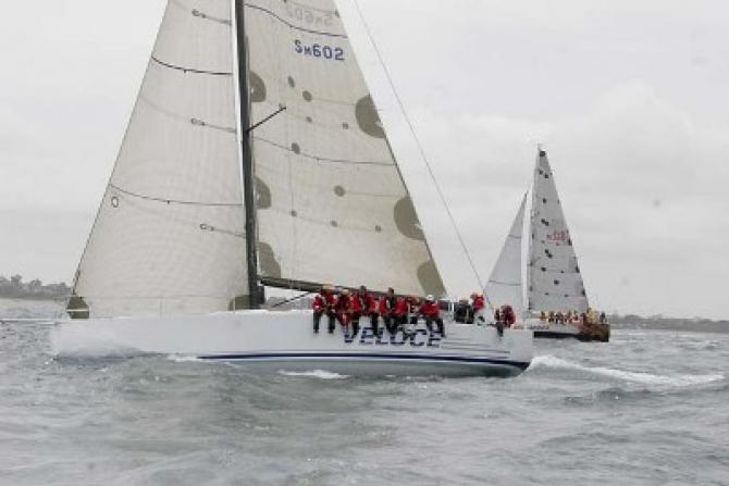 Veloce Wins Melbourne to Hobart