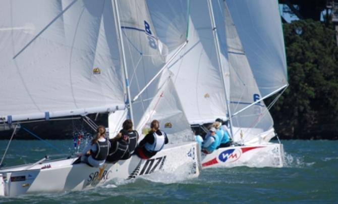 Pellew wins New Zealand Womens Match Racing