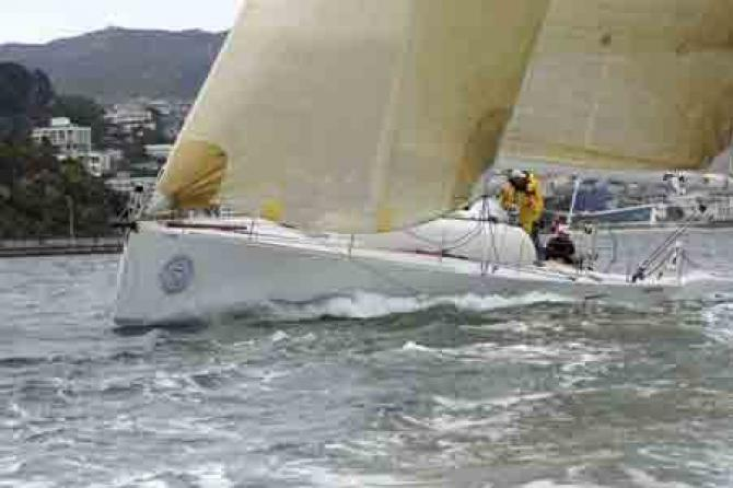 Wellington to Nelson Win for RanTan II